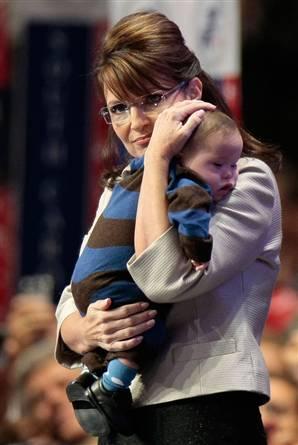 Sarah Palin. SARAH PALIN CHILDREN