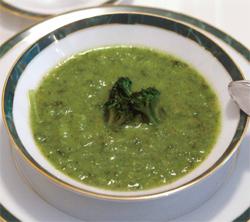 Garden Broccoli Soup