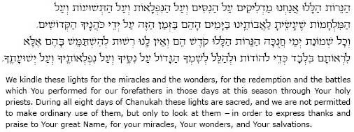 ABCs of Chanukah Hanukkah what is Hanukkah about when is