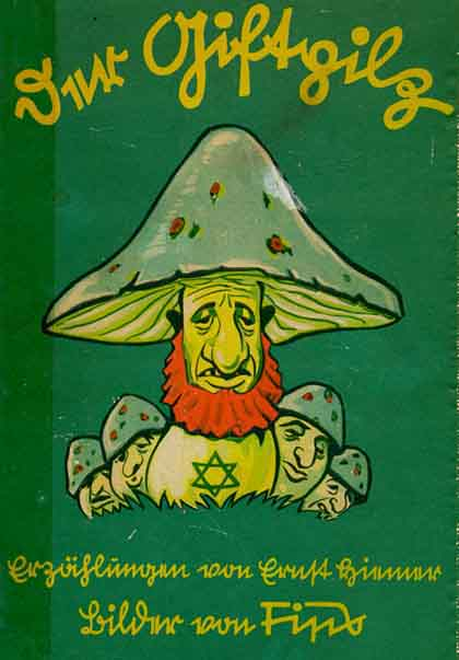 Jewish Toadstools