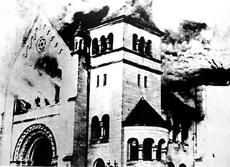 Synagogue in Baden-Baden