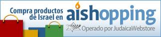 Compra productos de Israel en aishopping -- Operado por JudaicaWebstore